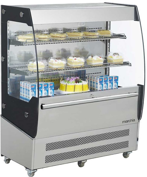 New MDS200 40″ Open Display Merchandiser Grab and Go Display Case