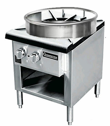 New Connerton CSP-18-3-W Heavy Duty Wok Range NG