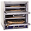 Thumbnail: New Bakers Pride P-44S Electric Countertop Pizza and Pretzel Oven - 208V/1PH