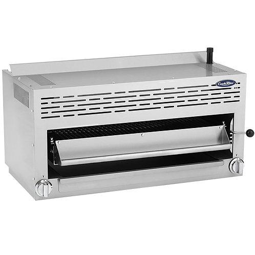 """New CookRite ATSB-36 (36"""") Salamander Broiler Natural Gas/Propane"""