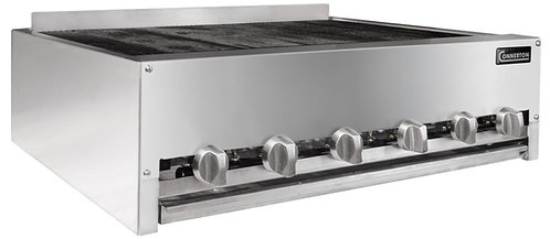 """New Connerton CRB-36 (36"""") Heavy Duty Radiant Charbroiler NG"""
