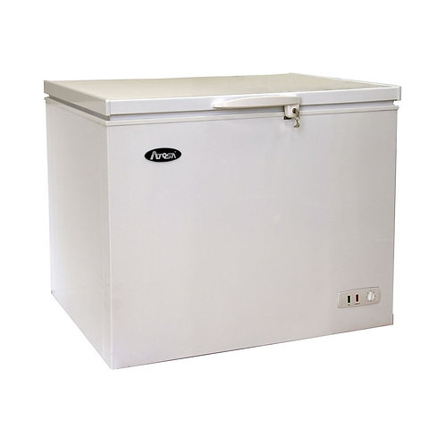 New Atosa MWF9010 (10 Cubic Feet) Chest Freezer, White Color