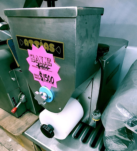 Mint Condition Attias Falafel Machine (2 ball drop)