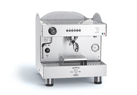 New Bezzera B2016DE1IS2 Espresso Coffee Machine, Fully-Automatic, 110V, 1.3 gal