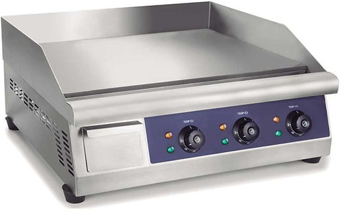 "New Cookline EGD30 30"" Electric Thermostatic Countertop Griddle, 240v"