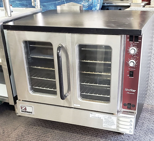 Mint Condition Southbend SilverStar Full Size Convection Oven NG 72,000 BTU