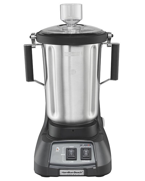 New Hamilton Beach HBF1100S - Expeditor Culinary Blender 1 Gallon S/S Container