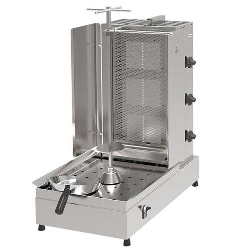 New Inoksan PDG112M-NAT Gyro Machine / 2 Double Vertical Broiler