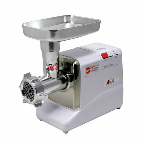 New ALFA International ½ HP Meat Chopper / Grinder, Model # MC5