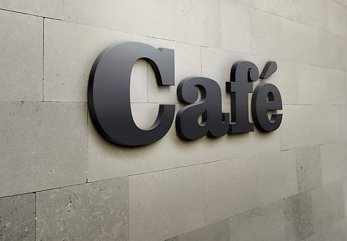 A building signage for 'Cafe'..jpg