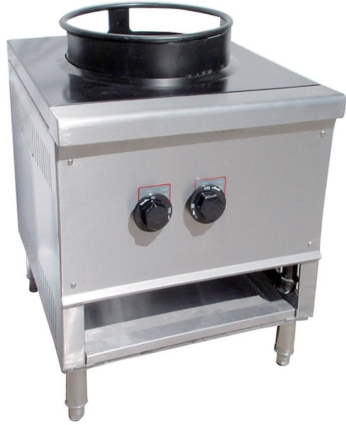 New L&J OWST-018-2J Heavy Duty Chinese Wok Range Single Jet Natural Gas