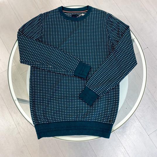 Salsa, Pullover blau