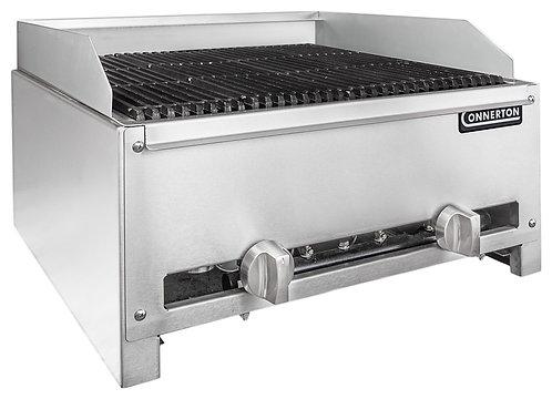 "New Connerton Cooking 22"" Lava Rock Charbroiler RLRB-23-22L"