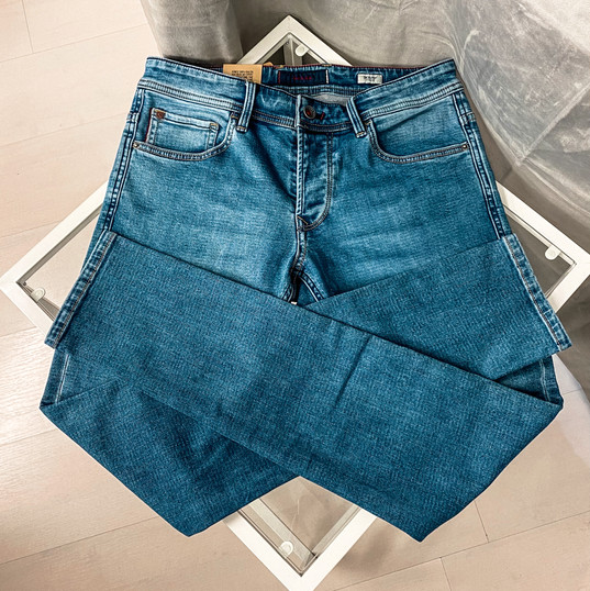 Salsa, Jeans blau (skinny)