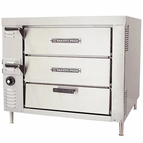 New Bakers Pride GP-51 Natural Gas Countertop Oven - 40,000 BTU