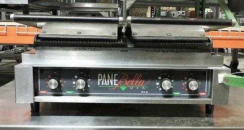 Mint Condition Pane Bella USA Panini Machine With Timer