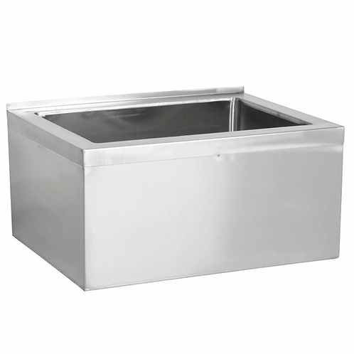 "New Prepline XFMS-253316 Floor Mop Sink 28"" X 20"" X 12"" Bowl NSF"