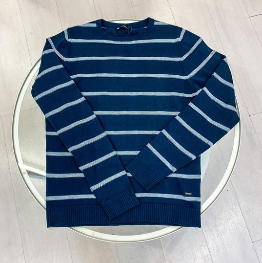 Daniel Hechter, Pullover blau
