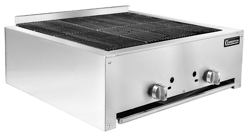 """New Connerton Cooking LRB-30 (30"""") Heavy Duty Lava Rock Charbroiler"""