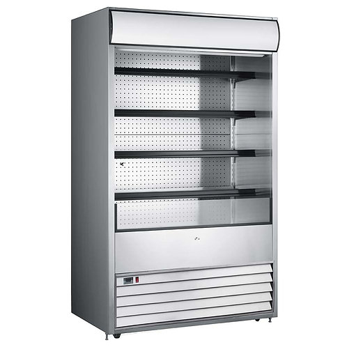 "New Marchia MDS48 (48"") Open Merchandiser Refrigerator, Self Contained"