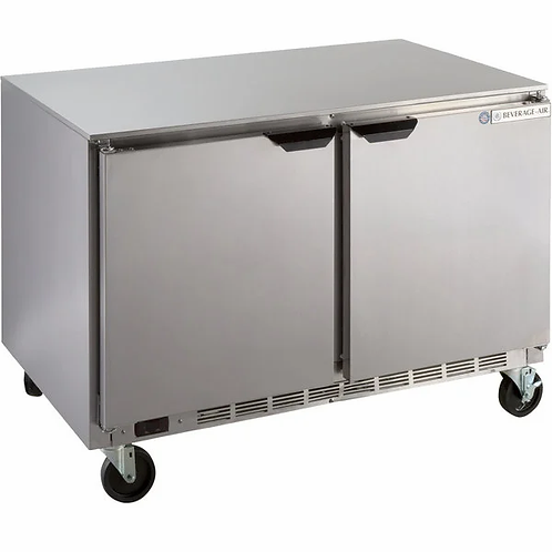 "New Beverage-Air UCR48AHC (48"") Undercounter Lowboy Refrigerator"