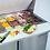 """Thumbnail: New Norpole NP3R-SWMT (70"""") Triple Door Mega Top Salad Bar 15.5 Cu. Ft."""