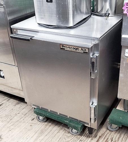 Mint Condition Beverage Air 1 Door Lowboy Refrigerator
