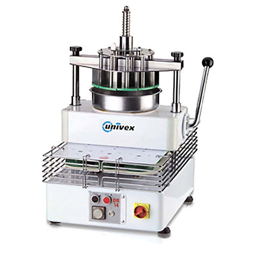 New Univex DR14 - Dough Divider/Rounder Manual