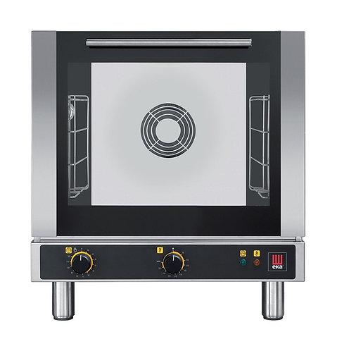 New EKA EKFA412 Half Size Countertop Manual Electric Convection Oven 120V
