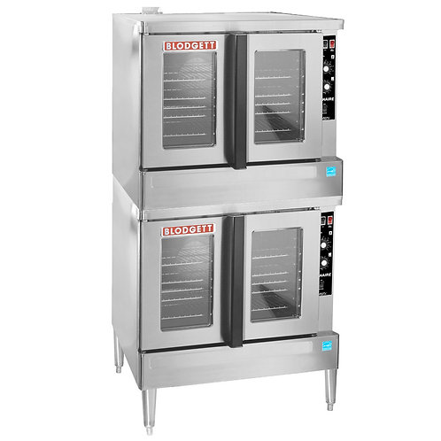 New Blodgett ZEPHAIRE-200-E Double Deck Full Size Electric Convection Oven