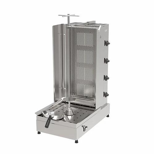 New Inoksan PDG114M-NAT Gyro Machine / 4 Double Vertical Broiler