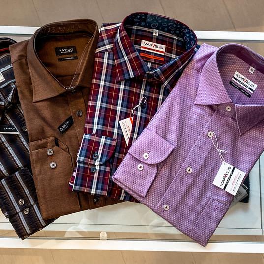 Herren Hemden, Marvelis