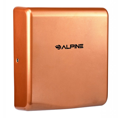 New Alpine 405-10-COP Willow High Speed Commercial Hand Dryer, 120V, Copper