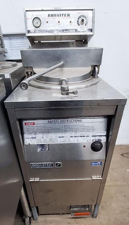 Great Condition Broaster Model 1800 Chicken Pressure Machine 208V/1PH