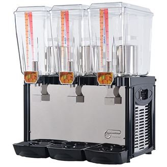 New Cofrimell Jetcof 360 S or M 3 Bowl Cold Drink Dispenser