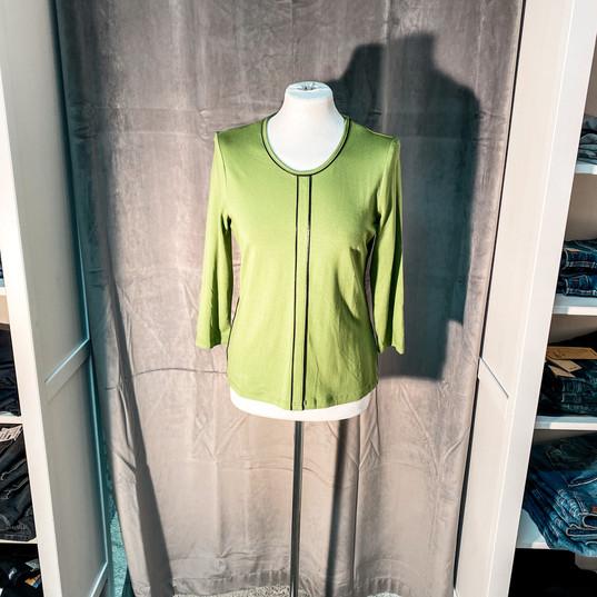 Sweatshirt, Barbara Lebek grün