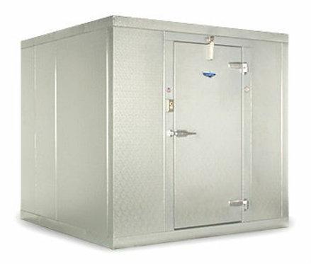 New U.S. Cooler 10' x 15' Outdoor Walk In Cooler With Floor, Motor, & Blower