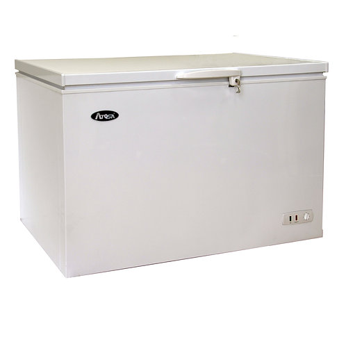New Atosa MWF9016 (16 Cubic Feet) Chest Freezer, White Color