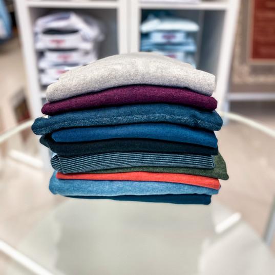 Pullover, Auswahl Größe L
