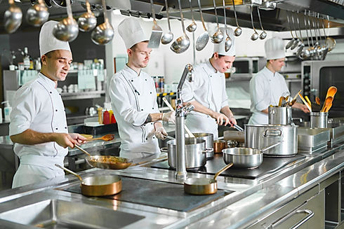 cook cooks in a restaurant.jpg