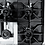 "Thumbnail: New Connerton CN60-4-36G  4 Burner Range 36"" Flat Griddle | 2 Standard Ovens NG"