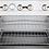"""Thumbnail: New Cookline CR60-24G (6) Burner Range 24"""" Flat Griddle 2 Standard Ovens NG"""