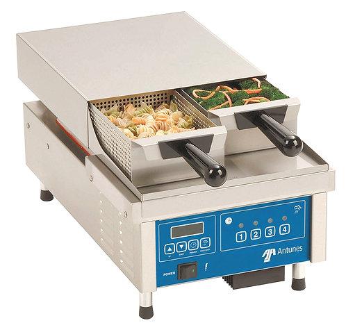 New A.J. Antunes - Roundup VS-350 Noodle Ravioli Shrimp Macaroni Steamer