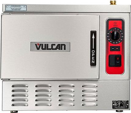 Mint Condition Vulcan C24EA3-1100 PLUS C/top Steamer 208V/1-3 PH