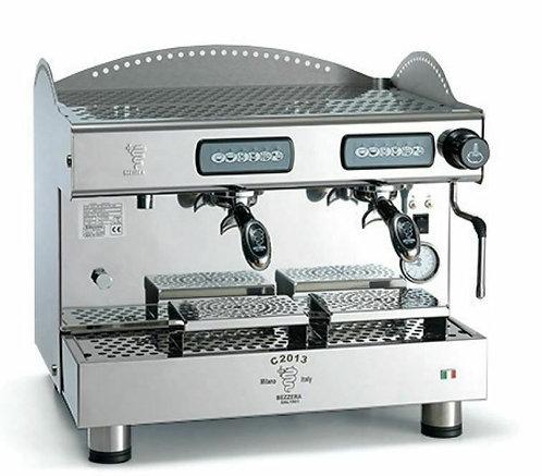 New Ampto Bezzera C2013DE2IS3 Double Automatic Espresso Machine