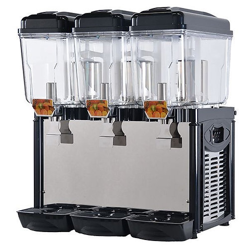 Cofrimell Coldream 3 S or M 3 Bowl Cold Drink Dispenser