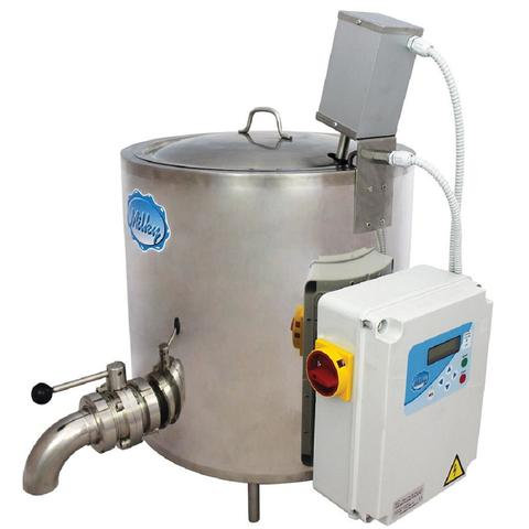 New Coburn Milky FJ50PF Multipurpose Pasteurizer 12 Gallon 230V