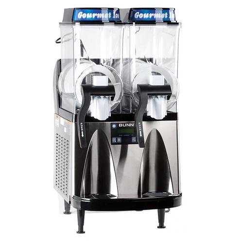 Bunn 34000.0081 Ultra-2 HP High Performance Black and S/S Double 3 Gallon