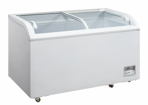 New Dukers WD-700Y 24.72 cu. ft. Commercial Chest Freezer in White