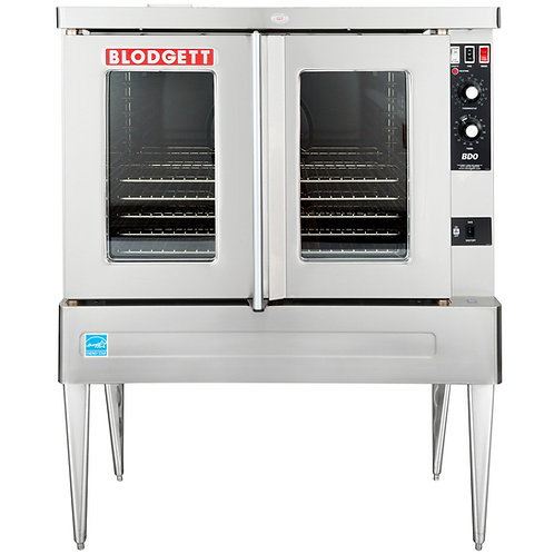 New Blodgett BDO-100-G-ES Natural Gas Single Deck Full Size Gas Convection Oven
